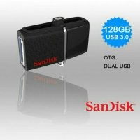 Flashdisk Sandisk otg 128gb usb 3.0