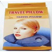 leher tiup travel pillow / bantal leher SJ0089