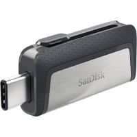 Sandisk Ultra Dual Drive USB TYPE-C 64GB Flashdisk OTG Type C