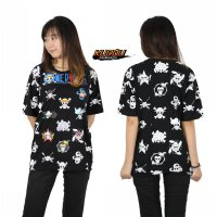 KAOS ANIME ONE PIECE WORLD BLACK