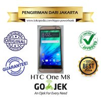[Star Product] HTC One M8 32 GB 3G - Jakarta Gojek - Like New - Fullset - 32GB