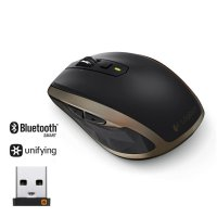 Logitech MX Anywhere 2 Bluetooth Wireless Mouse