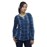 TYF designs Long sleeve shirt - Blue