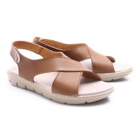 Dr.Kevin Women Sandals 26118 Brown