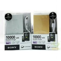 Sony powerbank 10000 mAh portable charger