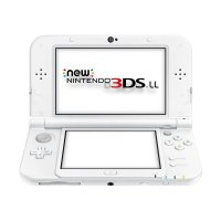 Nintendo 3DS LL CFW Game Console - Pearl White [32 GB/ Full Games]