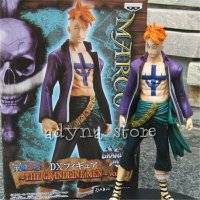 Action Figure One Piece Marco Dxf
