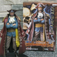 Action Figure One Piece Gold D Roger Dxf