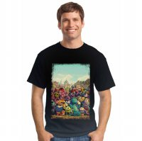 Oceanseven MVP Cartoon Animation 02 - T-shirt