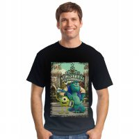 Oceanseven MVP Cartoon Animation 05 - T-shirt