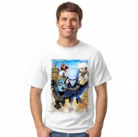 Oceanseven MVP Cartoon Animation 10 - T-shirt