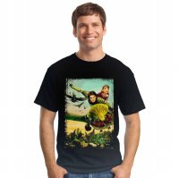 Oceanseven MVP Cartoon Animation 21 - T-shirt
