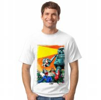 Oceanseven MVP Cartoon Animation 31 - T-shirt