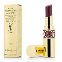 Yves Saint Laurent Rouge Volupte Shine Oil In Stick - # 48 Smoking Plum 4.5g/0.15oz