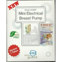 Pompa Asi / Breast Pump Electrick Little Giant