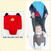 Titah Bayi Anannda Baby Walker - Light Red
