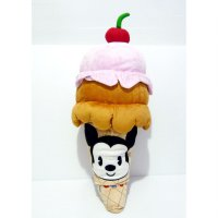 Boneka Mickey Mouse Original Disney Cuties BIG Ice Cream Doll