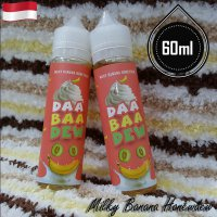 Daa Baa Dew 60ml Eliquid Vape - Banana Honewdew (Premium Liquid)