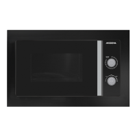 MODENA Microwave Oven - MK 2203