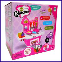 MULTIFUNCTION KITCHEN SET WDA20 - MAINAN ANAK MASAK MASAKAN