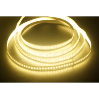 Referensi 12V 4014 / 204 Bola LED Strip Lampu Selang Flexible