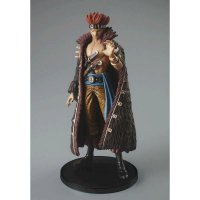 one piece styling eustass captain kid valiant material bandai
