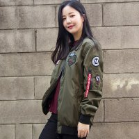 [VENTIV] Woman FJP 01 Blouson jacket flight jumper