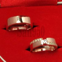 cincin emas kuning single R4535