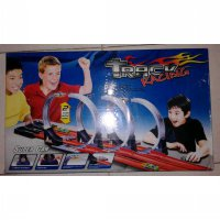 Track Racing Loop 3 Jalur / Track Balapan Mobil Hot Wheels