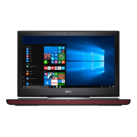 DELL Inspiron 15-7567/15.6'/I5-7300HQ/4GB/128GBSSD+500GB/NVDIA GTX1050 TI 4GB/WIN10/BLACK/1YEAR