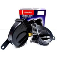 Klakson Mobil/Motor Model Keong Denso Original & Anti Air (Water Proof)