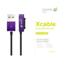 WSKEN X-Cable Magnetic Charging Cable for Sony Smartphone (1 meter)