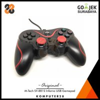 M-Tech SY-881S Inferno USB PC Game Controller - Gamepad Getar