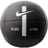 NIKE STRENGTH TRAINING BALL 6lb /BLACK