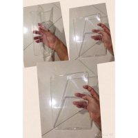 SoftShell / SoftCase Clear Transparent / Transparan For Ipad Air 2