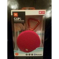 Referensi Speaker Aktif JBL Clip 2 Waterproof Bluetooth Speaker RED(Garansi IMS)