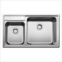 SINK BLANCO STAINLESS STEEL TIPE NAYA 9, BARUU !!!