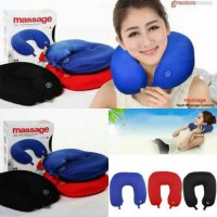Neck Massage Cushion - Bantal Alat Pijat Leher
