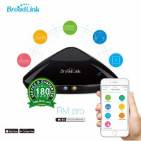 SMART HOME,Broadlink RM2 Pro,Remote Control,WIFI + IR + RF 315/433Mhz