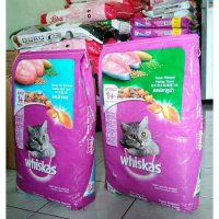 Makanan Kucing Whiskas Cat Food Wiskas