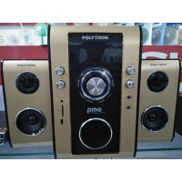 Polytron PMA 9503 Speaker Aktif Multimedia Bluetooth PMA9503 FM Radio New Model Garansi Resmi