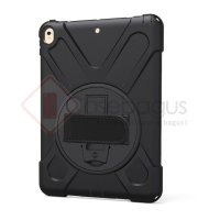 Ipad Pro 10.5 Inch 2017 - Strap Full Protection Armor Case