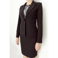 [Sale] blazer formal wanita warna coklat