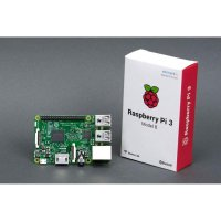Raspberry Pi 3 Model B Quad Core 1.2GHz Ram 1Gb With Bluetooth