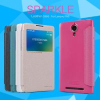 Leather Flip Case Nillkin Sparkle - Lenovo P90