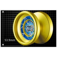 [globalbuy] Auldey Professional YoYo - - Sword Series Ice KK Bearing Yo-Yo Great Christmas/2545000