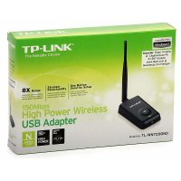 USB Wifi Dongle Adapter High Power TP Link TL-WN7200ND 150 Mbps