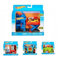 Die Cast Hot Wheels Fold Out Play Set DWK99