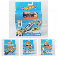 Hot Wheels On The Go Track Play Set CKJ 08