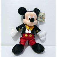 Boneka Mickey Mouse 40 Years Anniversary Special Edition Plush Original Disney